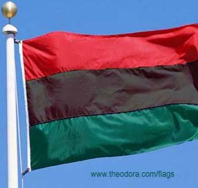 African-American Flag