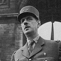 an introduction to the life of charles de gaulle during the second world war An analysis of charles de gaulle's in the vision of france the fourth republic of france that remained unstable after the second world war 2,655 words 6 pages a book analysis of the day of the jackal by frederick an introduction to the life of charles de gaulle during the second.